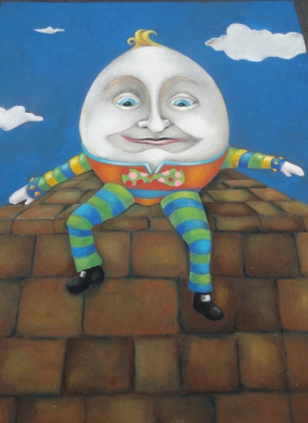 humpty close