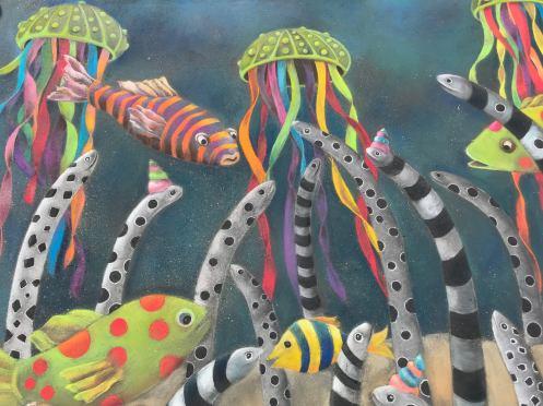 garden eel party